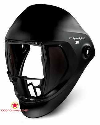 Лицевой щиток сварщика 3M™ Speedglas® 9100 без светофильтра, с боковыми стеклами, с оголовьем