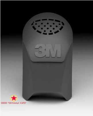 Крышка клапана выхода для респиратора 3M FF-400-09 фото