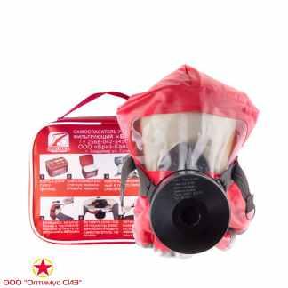 Газодымозащитный комплект Бриз-3401 в сумке - самоспасатель ГДЗК фото