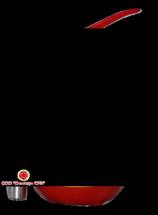 Хладоновый огнетушитель ОХ-2