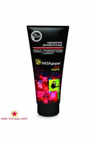 Защитный крем гидрофобного действия для кожи рук и лица «РизаДерм® Аква. Защита» фото