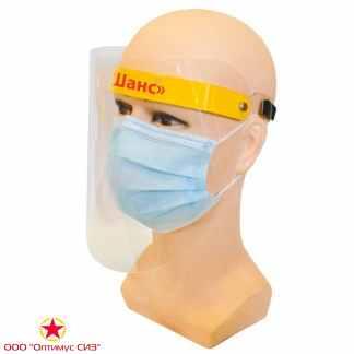 Защитный экран для лица ШАНС