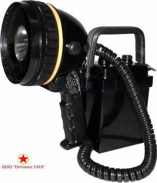 Профессиональный переносной светодиодный фонарь-фара «Экотон-2» (без з/у)