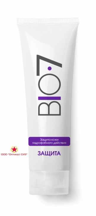 Крем для защиты кожи гидрофобного действия BIO 7 фото