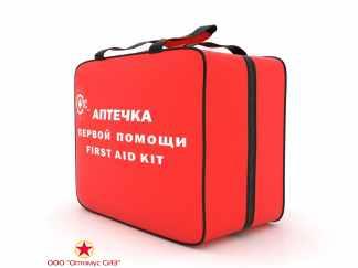 Аптечка для предприятий торговли и питания (сумка) фото