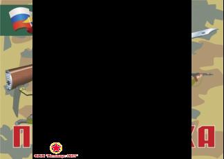 """Наглядные пособия """"Основы военной службы"""""""