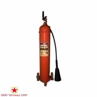 Огнетушитель углекислотный ОУ-10 (передвижной)