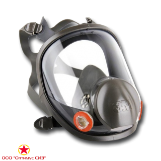 Полная (полнолицевая) маска 3М (6700, 6800, 6900) фото
