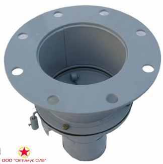 Клапан-расходомер отсекатель КРО-1