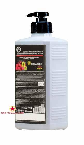 Крем от обветривания и обморожения РизаДерм® Север. Защита. 1л