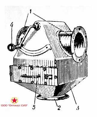 Противопыльный масляный фильтр ППФ-49