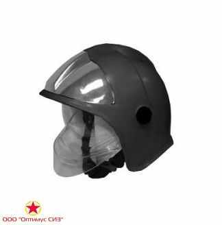 Шлем каска пожарного ШКПС
