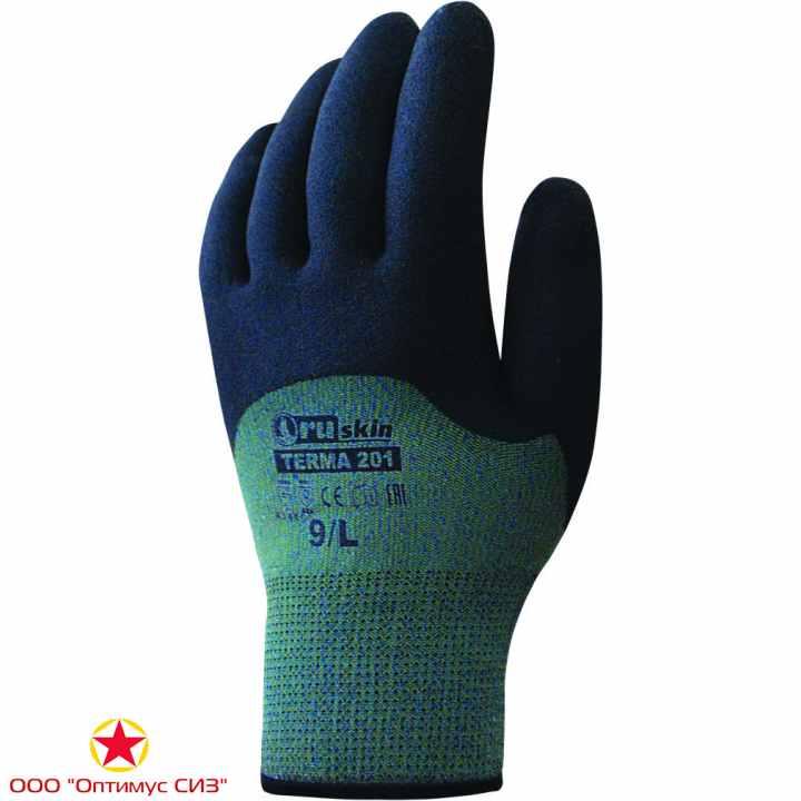 Фото Зимние перчатки повышенного комфорта  Ruskin® Terma 201