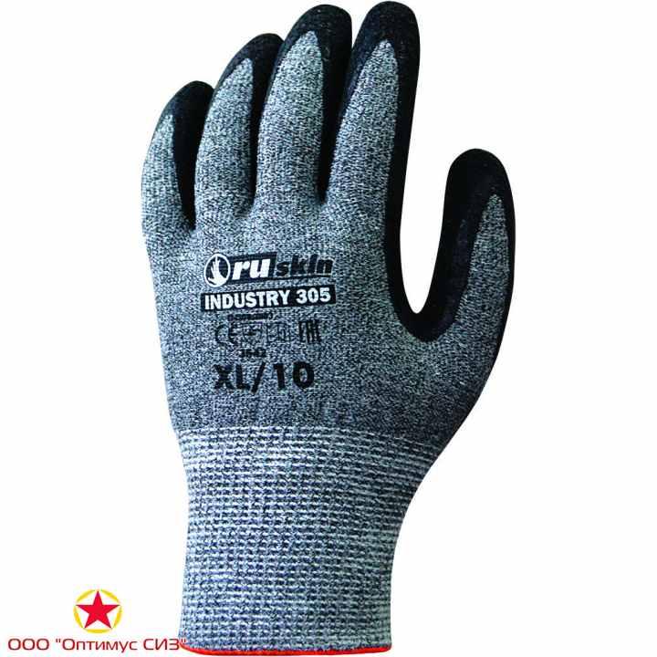 Фото Перчатки для защиты от порезов Ruskin® Industry 305