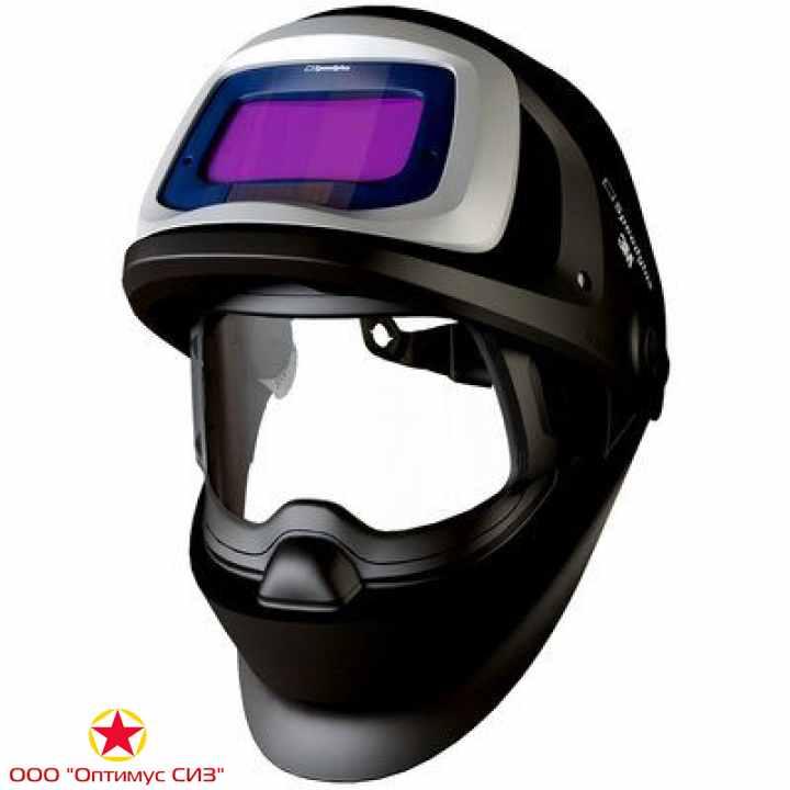 Фото Лицевой щиток сварщика 3M™ Speedglas® SG 9100 FX SG 9100X с 5/8/9-13 Din