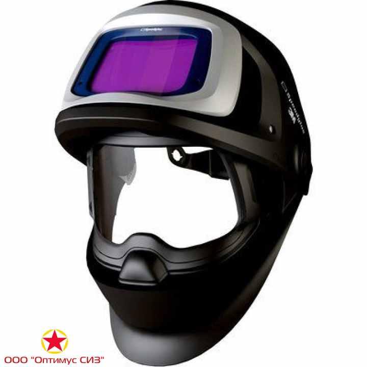 Фото Лицевой щиток сварщика 3M™ Speedglas® SG 9100 FX SG 9100ХX, 5/8/9-13 Din
