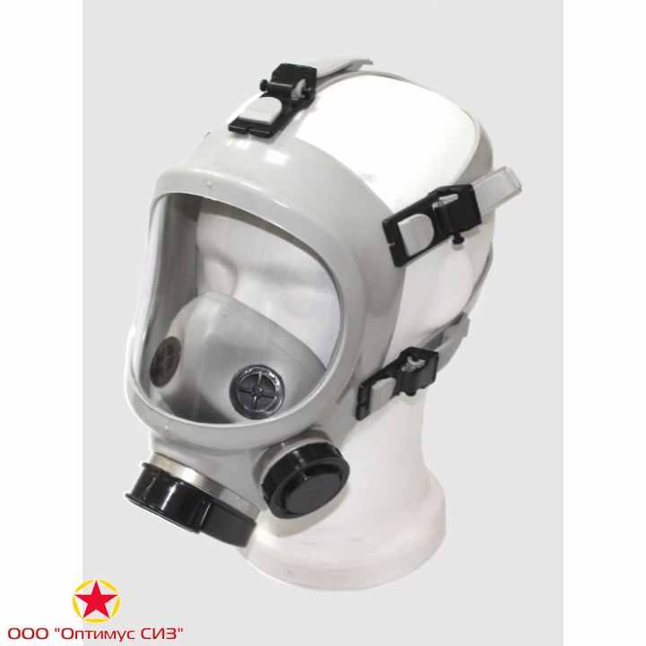 Фото Лицевая маска для промышленного противогаза Бриз-4301М ППМ-88 (категория 3)