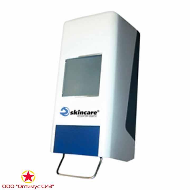 Фото Дозатор пластиковый для очищающих средств и кремов в бутылях Skincare DS 2000