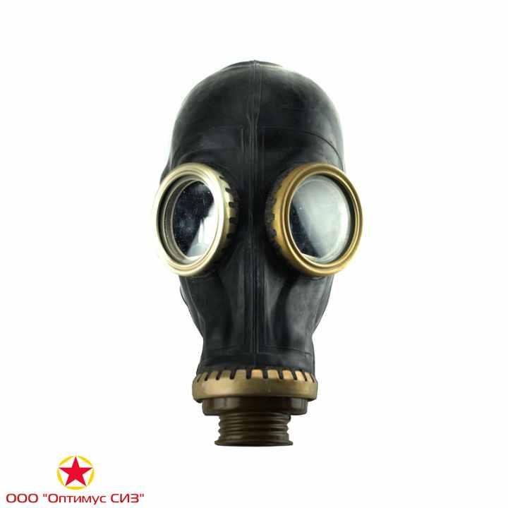 Фото Лицевая маска для промышленного противогаза БРИЗ-4302 ШМП-1