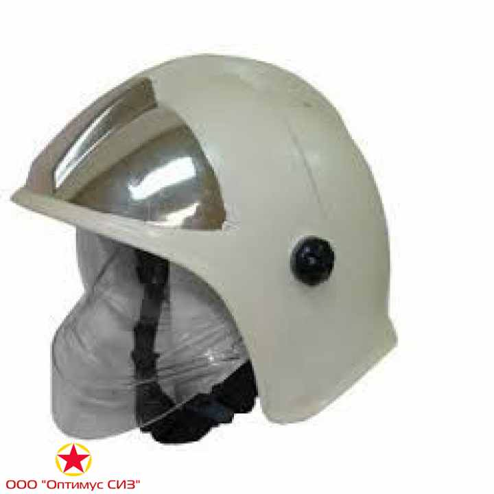Фото Шлем каска пожарного ШКПС