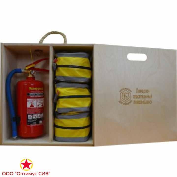 Фото Пожарно-спасательный пенал «Шанс»-3