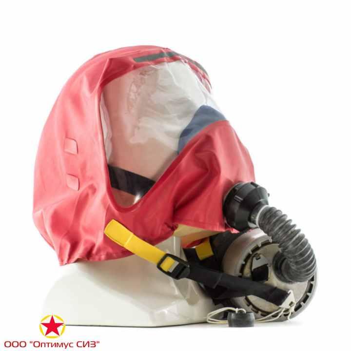 Фото Самоспасатель пожарный изолирующий СПИ-20М