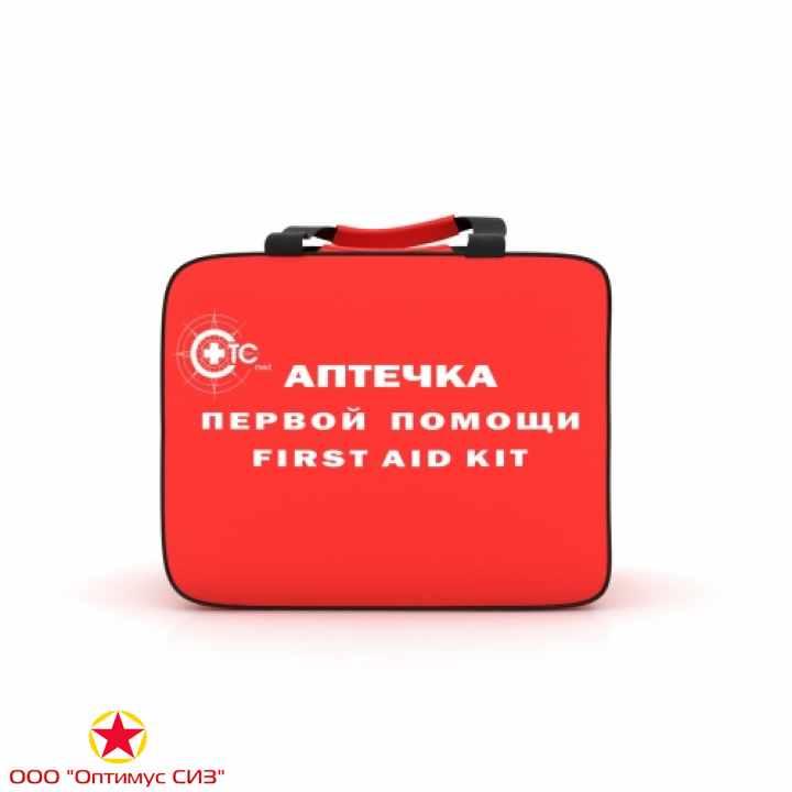 Фото Аптечка первой помощи для организаций, предприятий и учреждений до 100 чел (Сумка)
