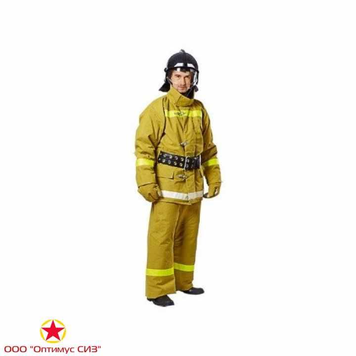 """Фото Боевая одежда пожарного БОП-1 Тип Х, """"ТТОС"""", Вид Т вид Б"""