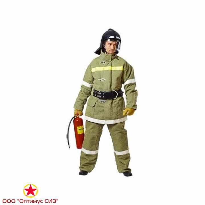 Фото Боевая одежда пожарного БОП-2 СЗО ТВ