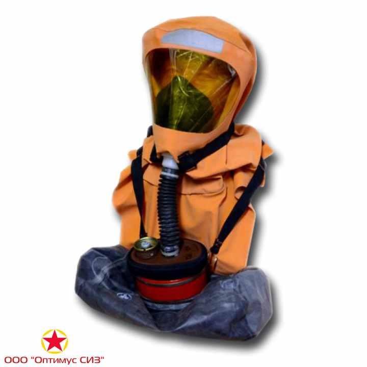 Фото Самоспасатель изолирующий СПИ-20