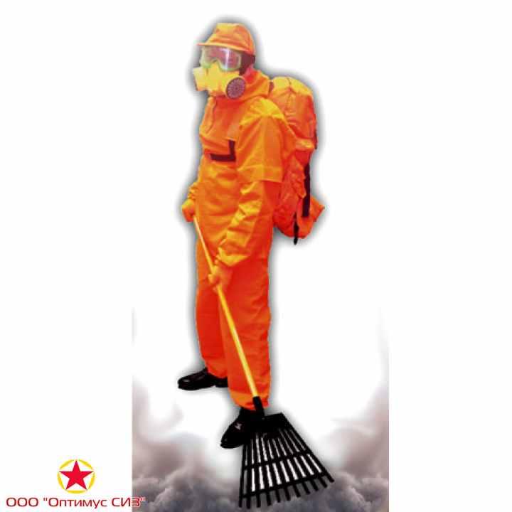 Фото Одежда пожарного добровольца «Шанс»